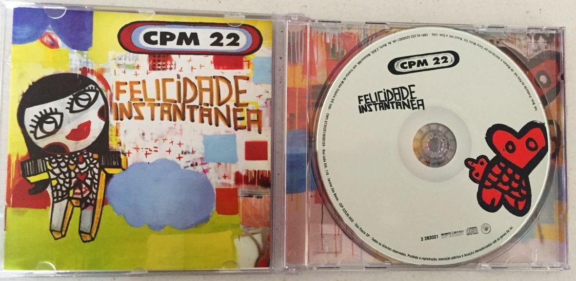 cd gratis cpm 22 felicidade instantanea