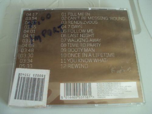 cd - craig david born to do it - importado