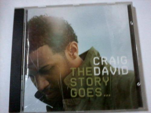 cd craig david the story goes