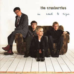 cd cranberries - no need to argue