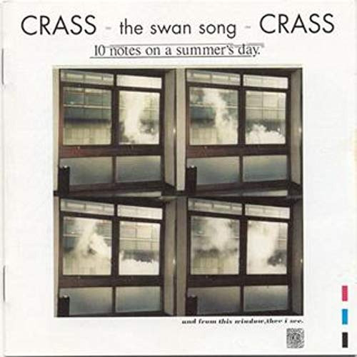 cd : crass - ten notes on a summers day