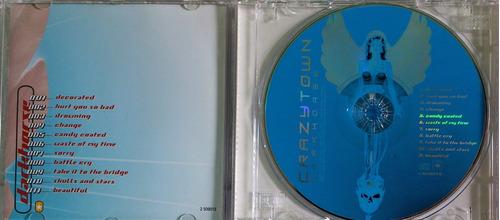 cd crazytown - dark horse  ( frete r$ 8,00 )