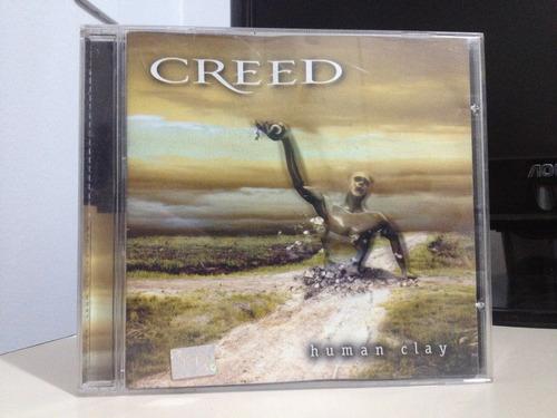 cd - creed - human clay