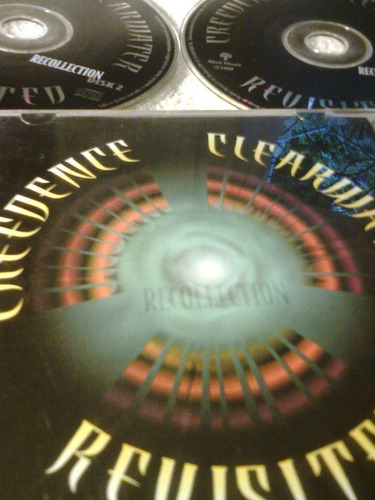 cd creedence clearwater revisist  ( duplo) original -1999