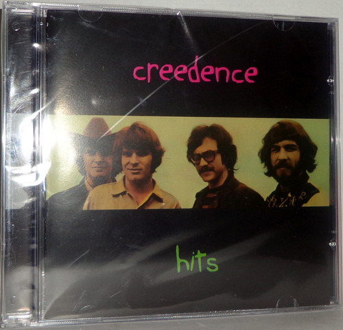 cd creedence  clearwater revival - hits - promoção só 1 un.