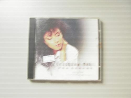 cd - cristina mel: pra sempre 9 play backs