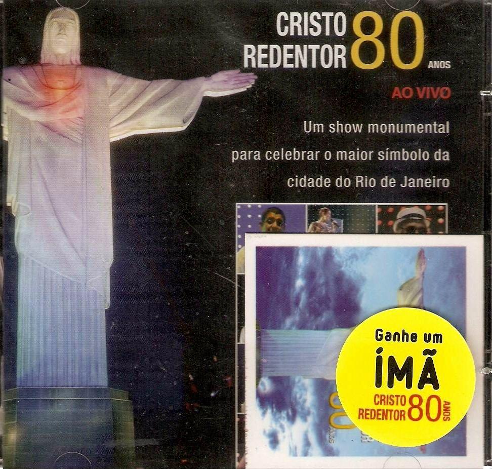 09f6c98ac3f cd cristo redentor 80 anos ao vivo - varios(978521). Carregando zoom.