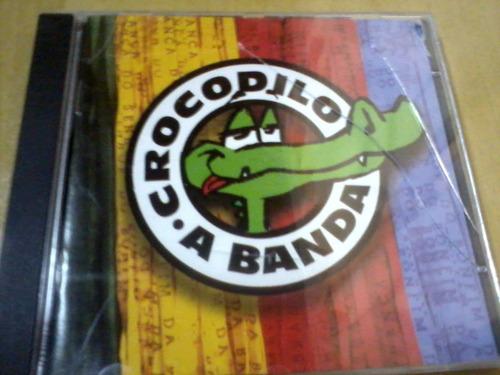 cd crocodilo a banda