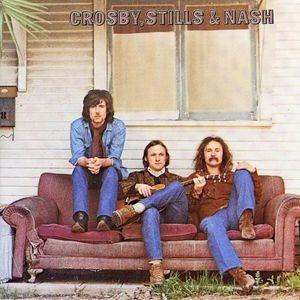 cd crosby, stills & nash crosby stills & nash