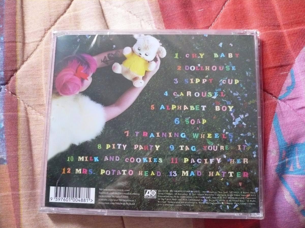 Cd Cry Baby Melanie Martinez R 59 00 Em Mercado Livre