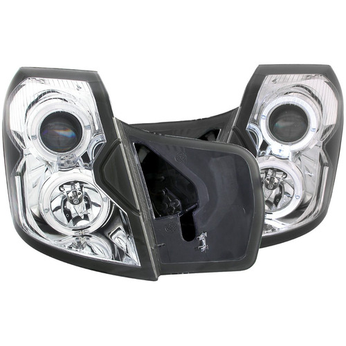 cd cts 03-07  projector h.l halo chrome