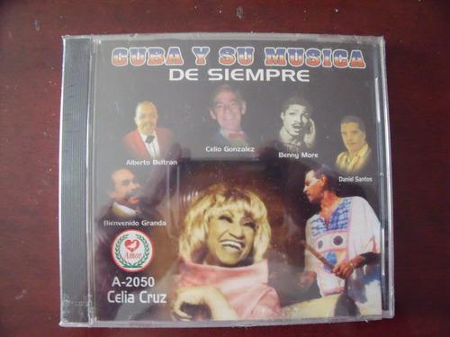 cd cuba y su musica de siempre, varios interpretes