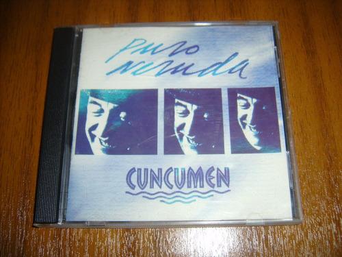 cd cuncumen / pablo neruda (alerce 2003)