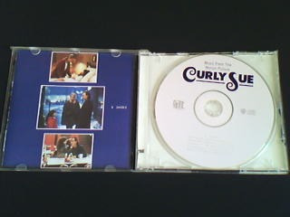cd curly sue - music from the motion picture (importado)