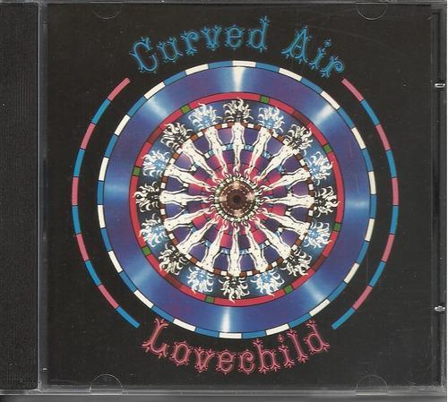 cd curved air - lovechild (1973) sonja kristina,eddie jobson