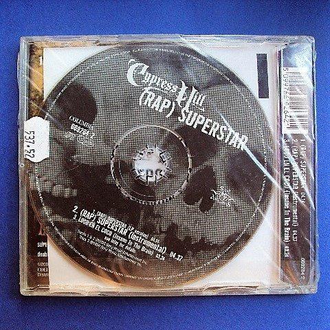 cd cypress hill rap superstar single insane in brain nuevo