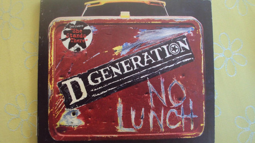 cd d generation no lunch