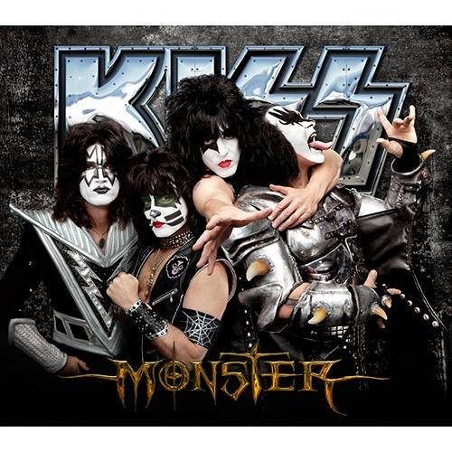 Cd Da Banda De Rock Kiss-monster-2012 - R  25 31a4196cfd04a