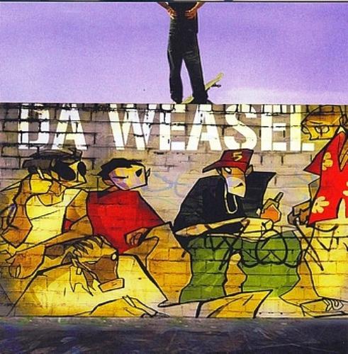 cd-da weasel-podes fugir mas não te podes esconder