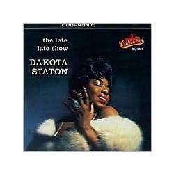 cd dakota staton - the late, late show