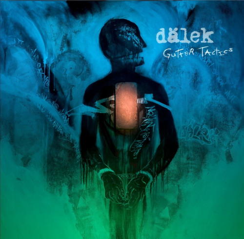 cd : dalek - gutter tactics (digipack packaging)