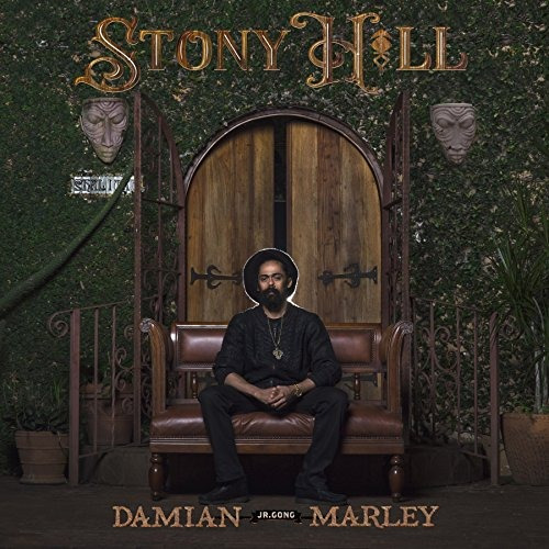 cd : damian marley - stony hill [explicit content]