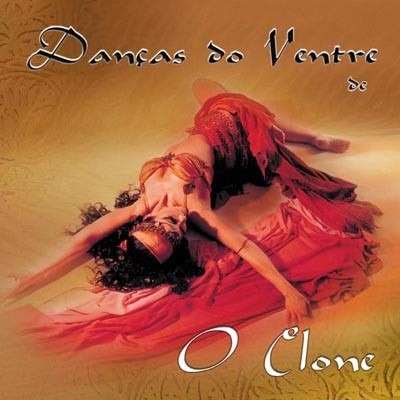 cd danca do ventre de o clone