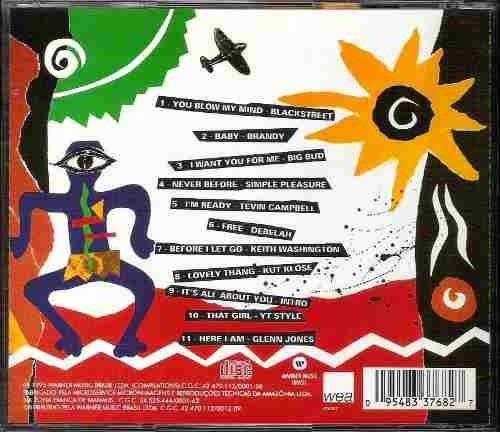 cd-dance charme-nacional-em otimo estado