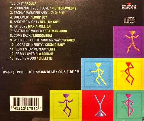 cd dance club best of 2 la bouche gillette loft londonbeat