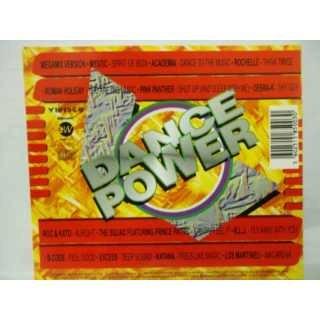 cd-dance power-mystic-academia-em otimo estado