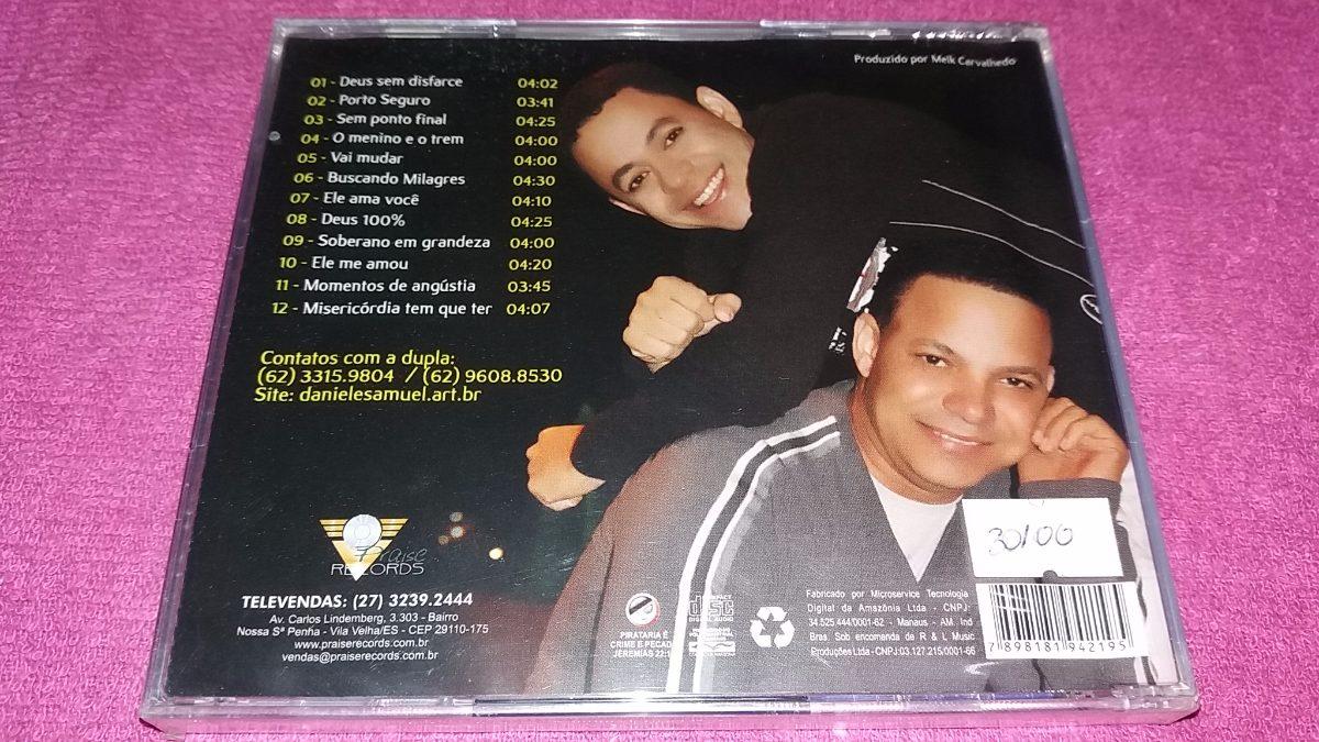 cd de daniel e samuel buscando milagres playback