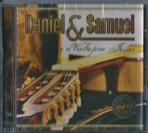 cd daniel & samuel - viola pra jesus [original]