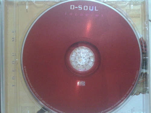 cd daniel soul tocou-me  incluso play back jja 88