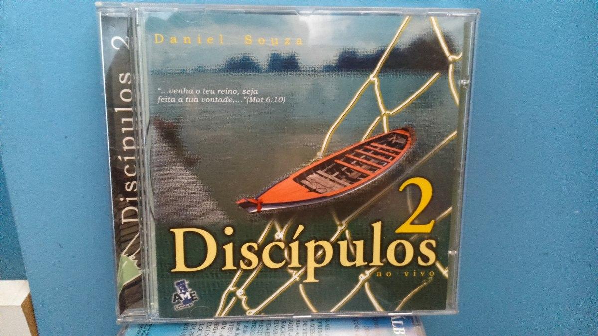 cd discipulos 2 daniel souza
