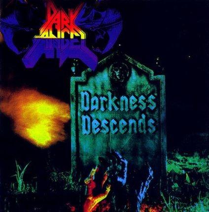 cd dark angel - darkness descends