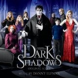 cd dark shadows: original score  danny elfman (2012) soundtc