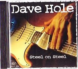 cd dave hole - steel on (usado/otimo)