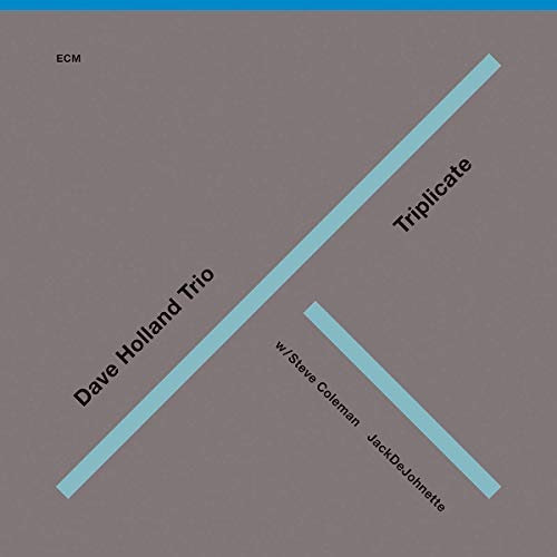 cd : dave holland - triplicate