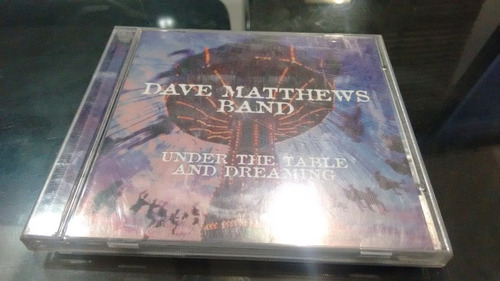 cd dave mattews band under the table dreaming imp formato cd