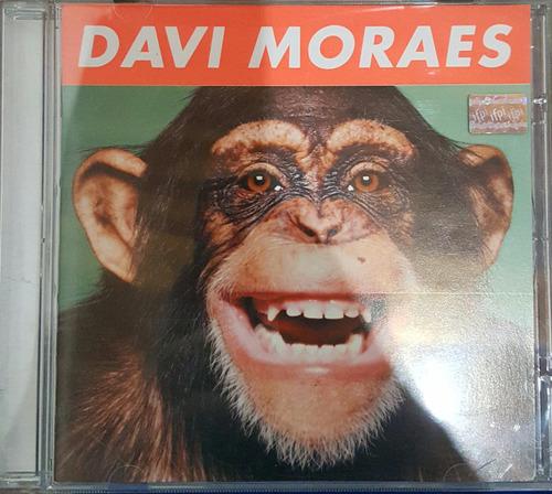 cd davi moraes - papo macaco