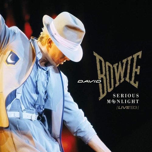 cd : david bowie - serious moonlight (live '83) (2018...