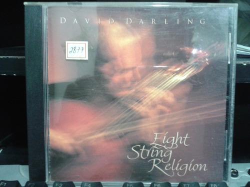 cd - david darling - eight string religion