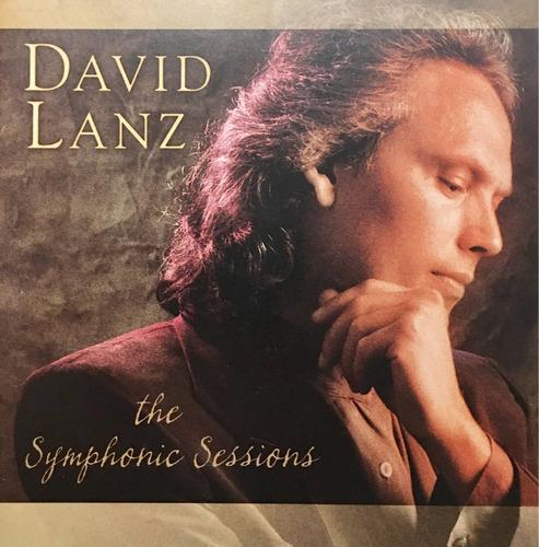 cd david lanz symphonic sessions promo importado de eua