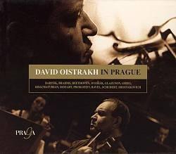 cd david oistrakh in prague box 06 cds importado alemanha