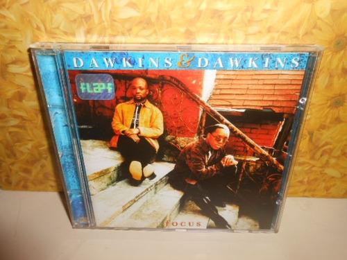 cd dawkins & dawkins   /  focus    -1998-     (frete grátis)
