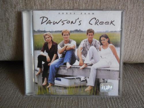 cd dawson's creek - songs from