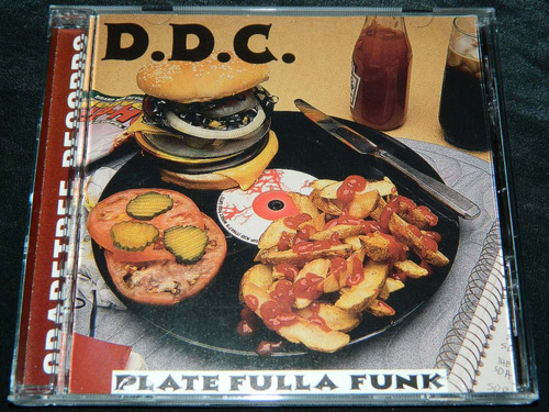 cd ddc plate fulla funk