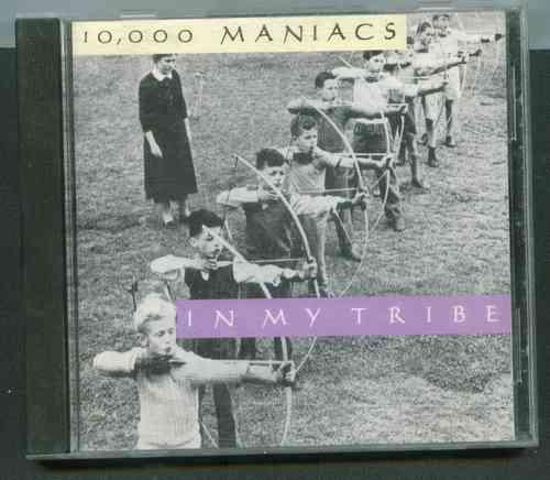 cd de  10,000  maniacs