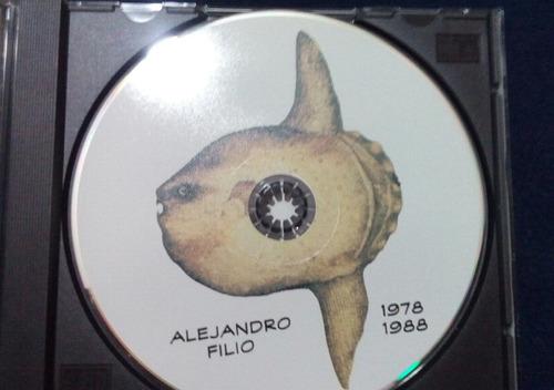 cd de alejandro filio