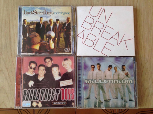 cd de backstreet boys